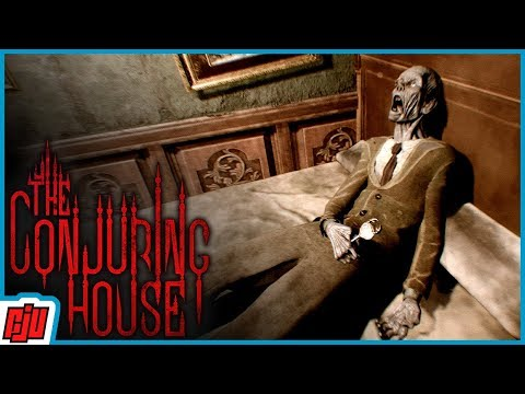 The Conjuring House Part 3   Horror Game   PC Gameplay Walkthrough