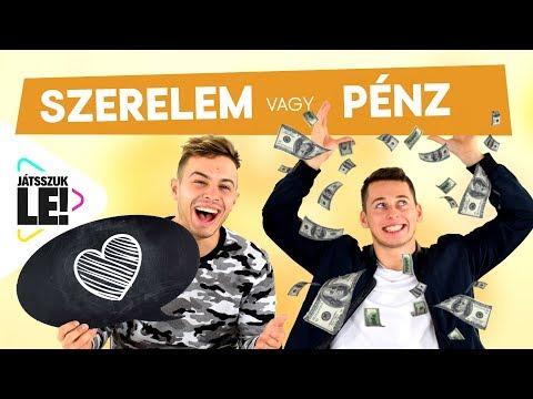 SZERELEM Vagy PÉNZ?! 💔 Mit Tennél Beniipowával és Zozo Kempffel   Játsszuk Le!