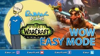 WoW: Legion Easy Mode // One Button Rotations!