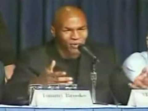 Mike Tyson Classic Interviews