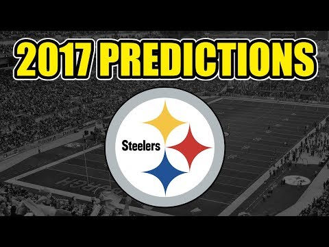 Pittsburgh Steelers 2017 Record Predictions