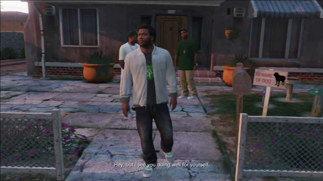 gta 5 the long stretch how to get mission