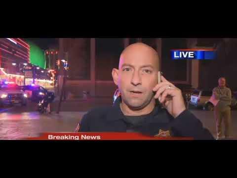RAW Reno Nevada shooting at Montage Casino with police audio