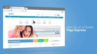 ¿Cómo pagar en línea la factura de tu Plan Complementario EPS SURA?