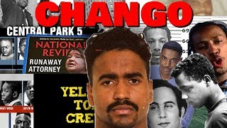C H A n G O. !!!!   MORE ON CENTRAL PARK 5. Watch the viDEO Chango Speaks On YTC, Shyne, ODB,  Gangs