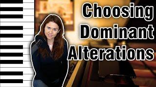 Choosing Dominant Alterations