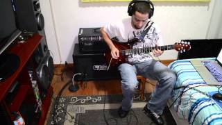 Dream Theater - The Spirit Carries On - Guitar Solo and Final