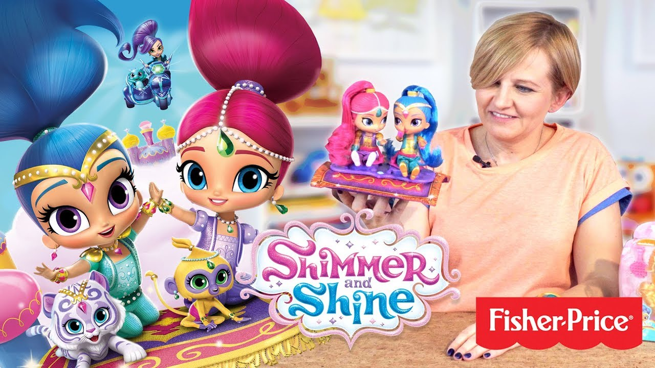 Shimmer i Shine™, Fisher-Price