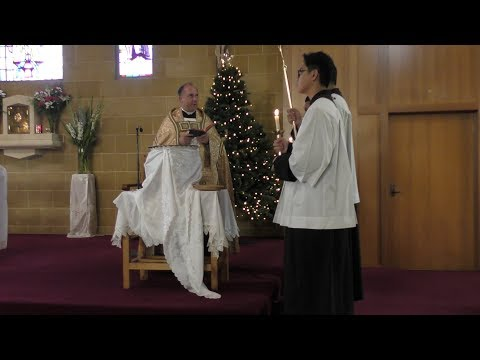 St Gerard's Blessing Of The Epiphany Water- January 5, 2019 Mp3