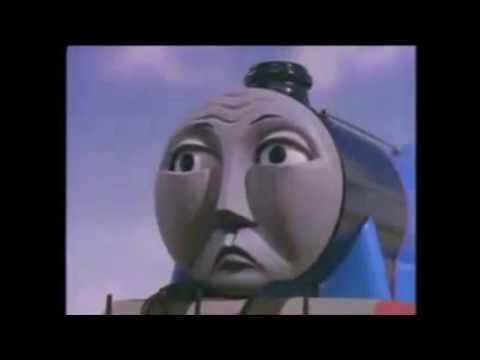 Thomas Train Theme but every new scene gets bass boosted by 5 db