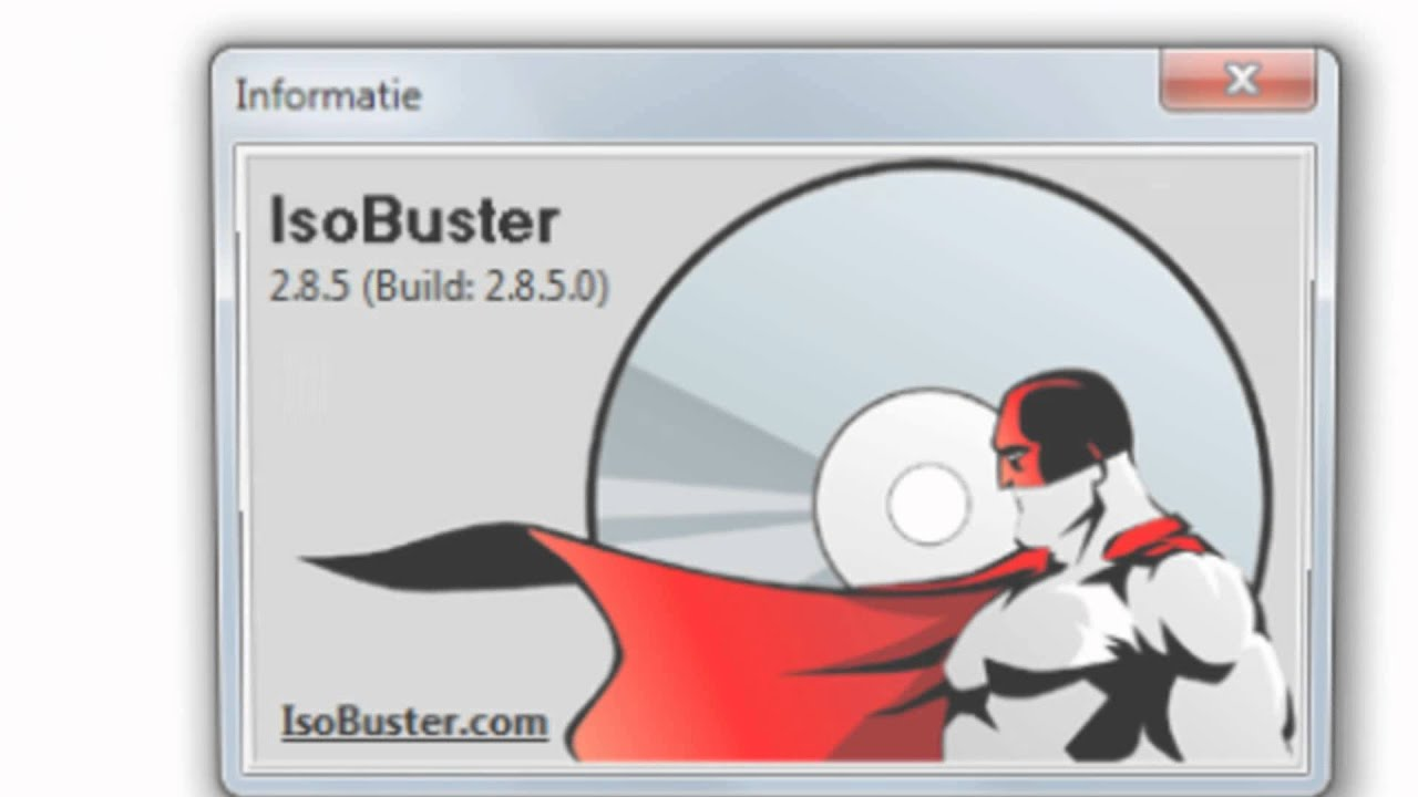 IsoBuster Pro 2019 Free Download
