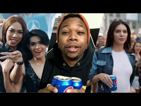 Thumbnail: Why Does Everyone Hate The Kendall Pepsi Ad?