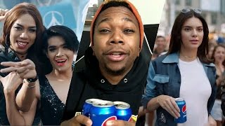 Why Does Everyone Hate The Kendall Pepsi Ad?