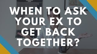 How Long Should You Wait to Get Back Together with Your Ex?