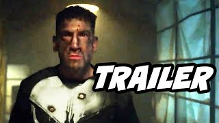Marvel's The Punisher Season 1 Official Trailer Breakdown