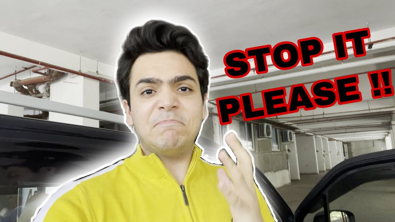 PLEASE UNDERSTAND AND STOP THIS 🛑  | RANDOM VLOG | RAJ ANADKAT |