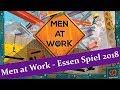 Men at Work - Essen Spiel 2018 - JTRPodcast