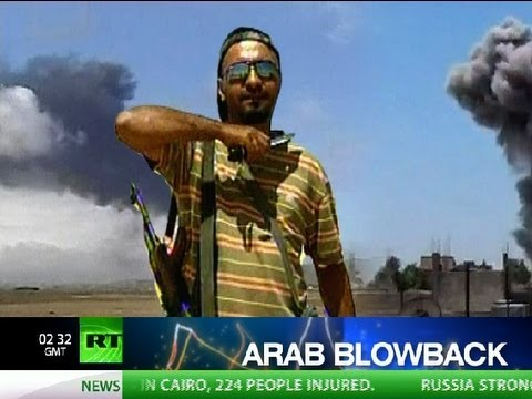 CrossTalk: Arab Blowback