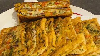 Fn Vlog R-130Egg bread toast recipe ঝটপট তর কর নন সকল অথব বকলর নসত