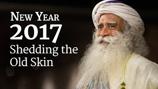New Year 2017: Shedding the Old Skin