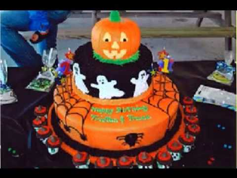 creative halloween cake decorations ideas
