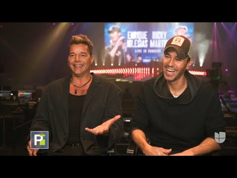 Enrique-Iglesias-Ricky-Martin-talking-about-the-pandemic-and-their-families