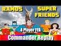Ramos Superfriends vs Muldrotha, Kruphix, Zurgo