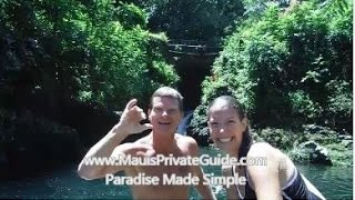 Maui's Private Guide Road to Hana Highlights