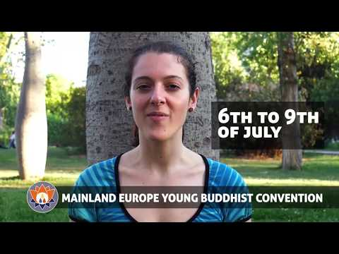 Mainland Europe Young Buddhist Convention 2018
