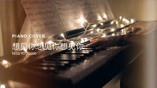 Piano Cover - 想见你想见你想见你 (Miss You 3000)