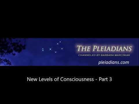 Barbara Marciniak - New Levels of Consciousness (Part 3)