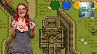 Fan-Made 2D Ocarina of Time Is Awesome - The Know