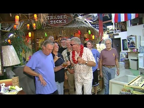 Visiting with Huell Howser: Tiki