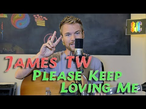 James TW - Please Keep Loving Me (Acoustic Cover) | Sam Clark