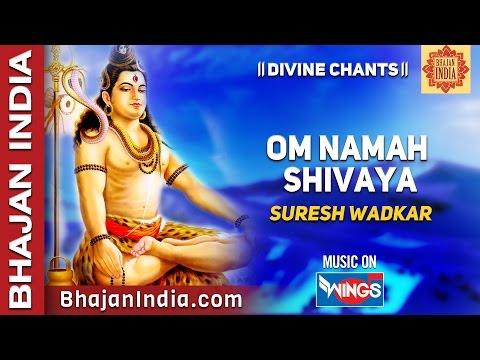 Om Namah Shivaya Har Har Bhole Namah Shivaya - Suresh Wadkar - Peaceful Shiv Dhun - Maha Mantra