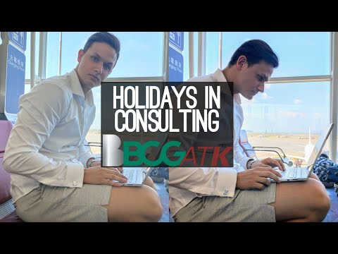 Holidays In Consulting