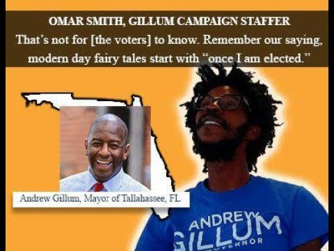 Preston Scott - Project Veritas unmasks the Gillum campaign