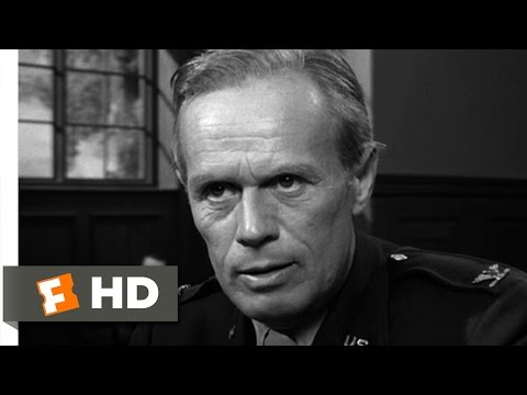 Judgment at Nuremberg (1961) - Judges in the Dock Scene (2/11) | Movieclips