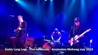 Daddy Long Legs - Pink Lemonade - Amsterdam Melkweg may 2019