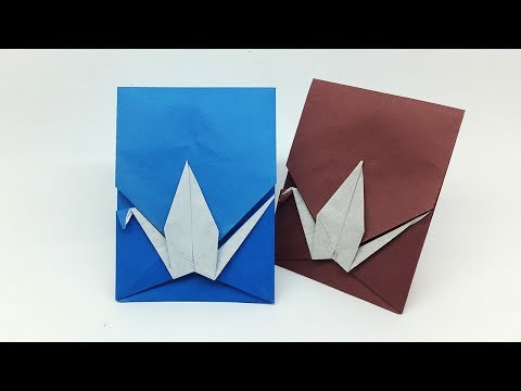 Gift Envelope making with Paper [No Glue Tape and Scissors] at Home