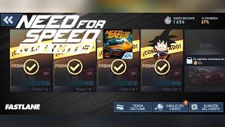 Need For Speed No Limits Android Mitsubishi Lancer Evo VI FlashBack Dia 4 Pase