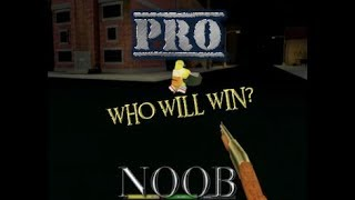 I REKT A PRO OVER 6K MONEY! - Roblox - Da Hood