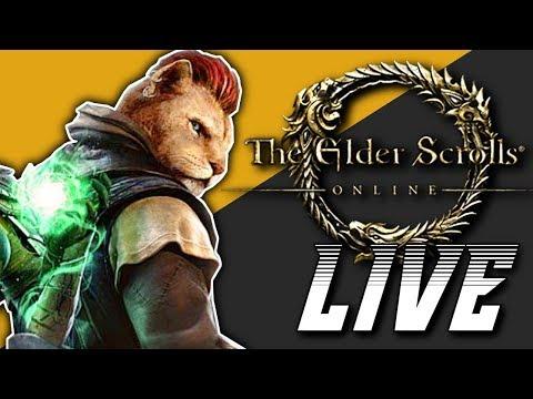 【ESO】ESO: Summerset Early Look! Psijic Order Skills - Elder Scrolls Online Livestream (PC) [EN/RU]