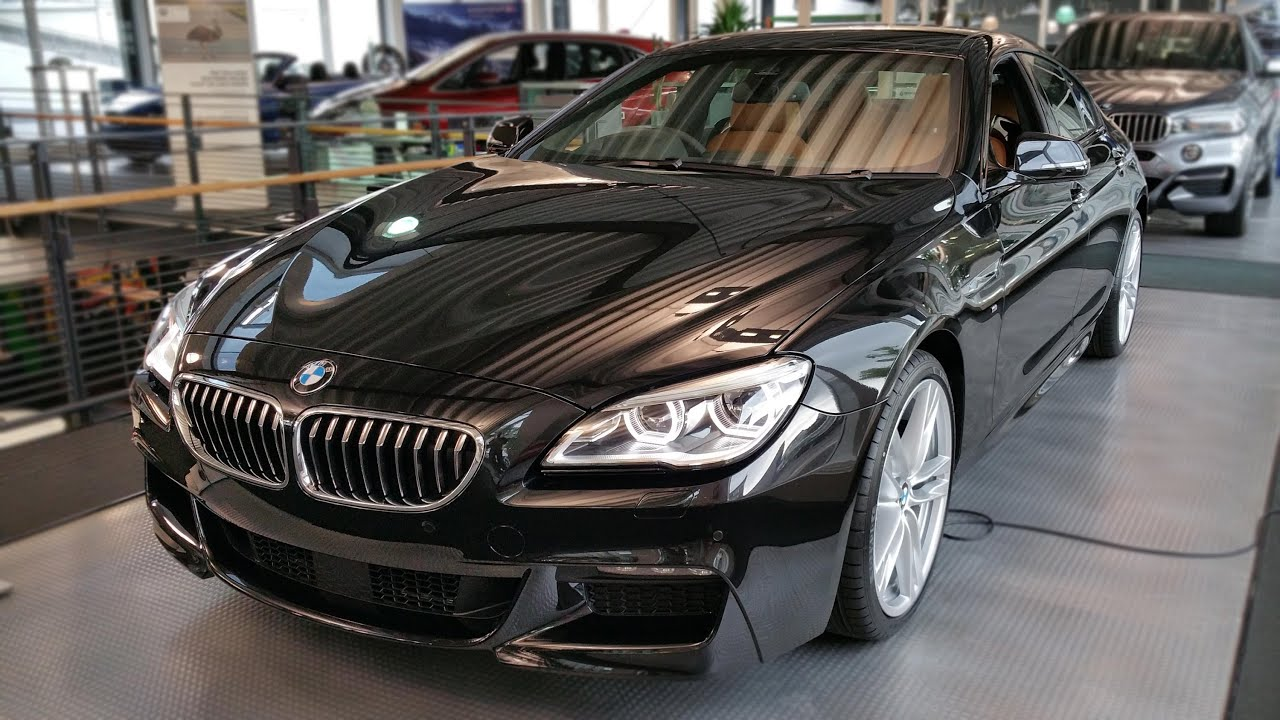 2015 bmw 640d xdrive gran coupe m sportpaket interior exterior bmw view youtube