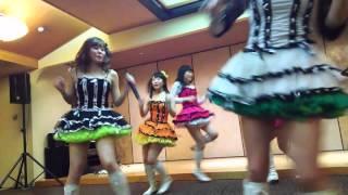 ニコーリフレアイドルライブ・「フルーティー♥」① 小原優花、原くるみ、...