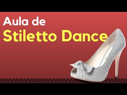 Aprenda Stiletto Dance com a prof.Thuane Fontes - Kitt Kat da Beyoncé - aula 01 Travel Video