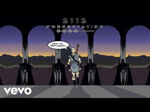 Rush  2112: Presentation Lyric