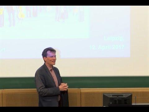 Hartmut Rosa an der Uni Leipzig: Resonanz statt Reichweitenvergrößerung