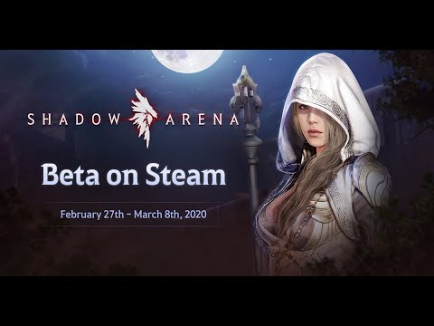 Shadow Arena Trailer - Beta Begins February 27 on Steam