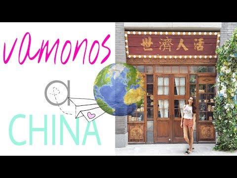 VAMONOS A CHINA!!! VACATION MOOD ON! VISITANDO A LOS ABUELOS EN CHINA